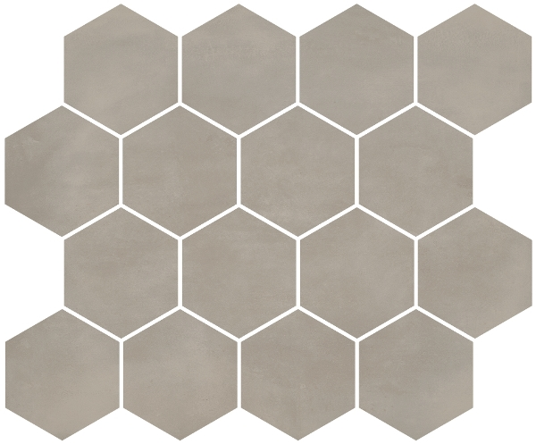 mosaico-esagona-uranus-light-grey